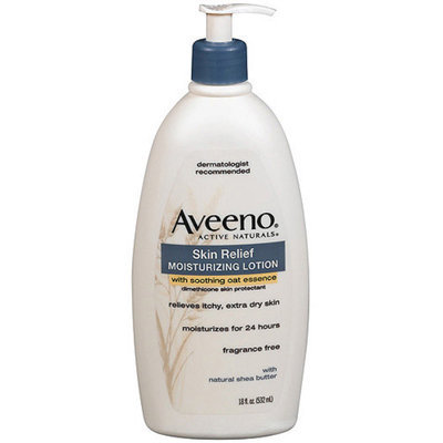 Aveeno Active Naturals Skin Relief 24 Hour Moisturizing Lotion