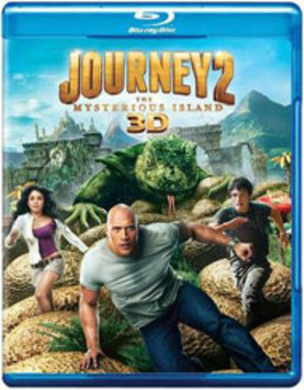 Warner Home Video Journey 2: The Mysterious Island