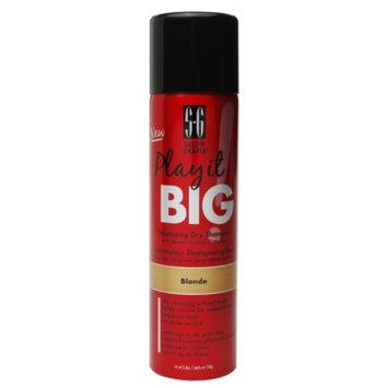 Salon Grafix Play It Big Dry Shampoo, Blonde Hair