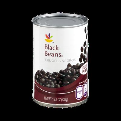 Ahold Black Beans