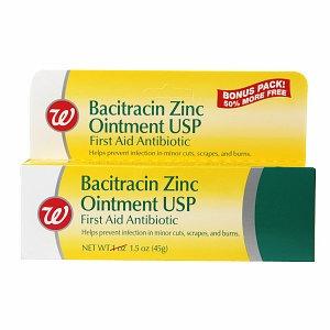 Walgreens Bacitracin Ointment Bonus