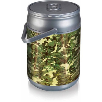 Picnic Time Can Cooler - Camouflage Can