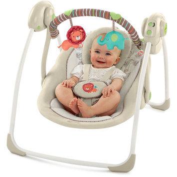 Comfort & Harmony Comfort & Portable Swing - Beige by Harmony