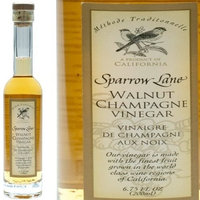 Sparrow Lane Walnut Champagne Vinegar - 1 bottle - 6.75 fl oz