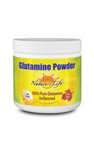 Nature's Life - Glutamine Powder 2000 mg. - 300 Grams