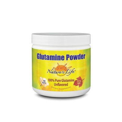 Nature's Life - Glutamine Powder 2000 mg. - 300 Grams