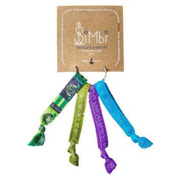 Simbi, Inc. Simbi Hair Ties - Rainbow