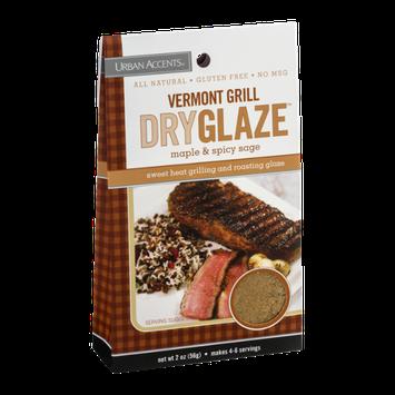 Urban Accents Vermont Grill Dryglaze Maple & Spicy Sage