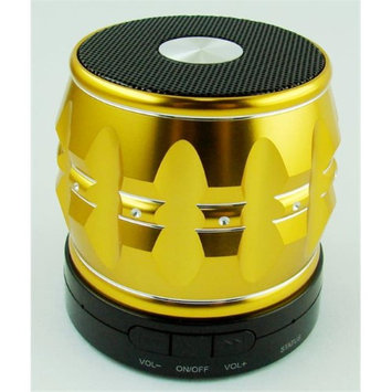 Global Product Solution BTS-SGGD Great Steel Bluetooth Gold