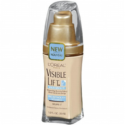 L'Oréal Visible Lift Serum Absolute Advanced Age-Reversing Makeup SPF 17