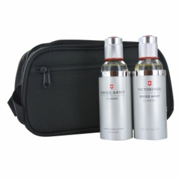 Swiss Army Gift Set for Men, 3 Pc, 1 ea