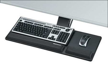 Fellowes Designer Suites 8017801 Keyboard Tray