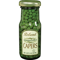 Roland Nonpareille Capers, 3.52-Ounce Jars (Pack of 12)