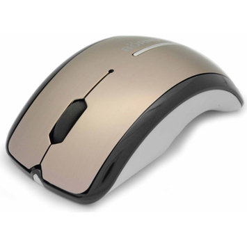 Bornd C160 Wireless Mouse, Golden