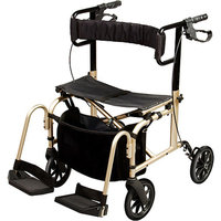 Carex Ultra Ride Roller Walker A22800