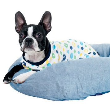 Fashion Pet Lookin Good Sleepy Time Pajamas for Dogs, X-Small, Blue
