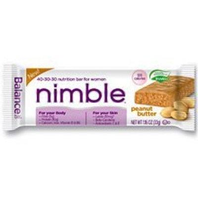 Balance Bar Nimble Peanut Butter