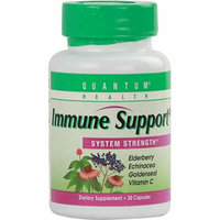 Quantum Research Quantum Health Immune Support System Strength 30 Capsules