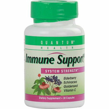 Quantum Research Quantum Health Immune Support System Strength 30 Capsules
