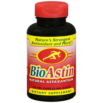 BioAstin Natural Astaxanthin 4mg