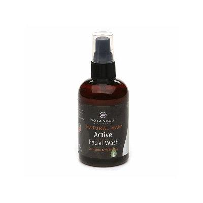 Botanical Skin Works Men's Active Facial Wash Concentrated Formula