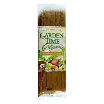 Garden Time Organic Whole Wheat Whole Wheat Spaghetti, 12-Ounce Units (Pack of 12)