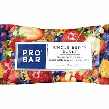 Probar Organic Whole Berry Blast Bar Case of 12 3 oz