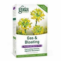 Gaia Herbs Gas & Bloating Herbal Tea