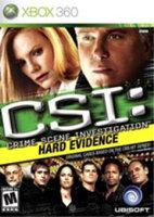 UbiSoft CSI Hard Evidence