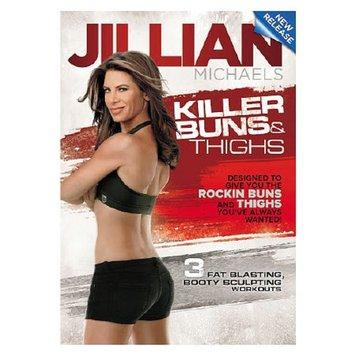 Jillian Michaels Killer Buns & Thighs DVD