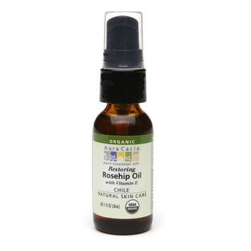 Aura Cacia Organic Skin Care Oil Restoring Rosehip