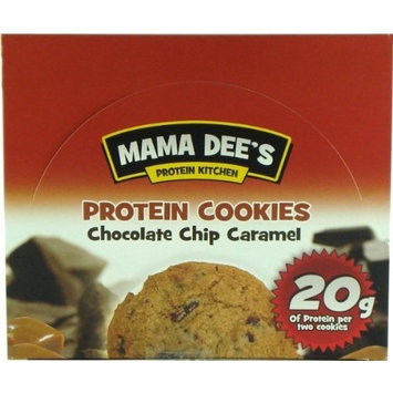 Mama Dee's Protein Cookie Chocolate Chip, 12 Count