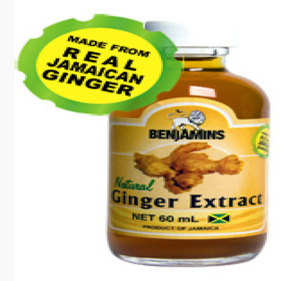 Iberia Ben Ginger Extract 60 Ml