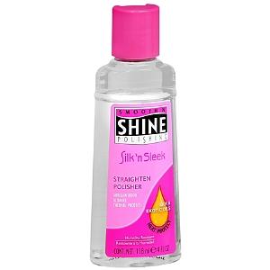 Smooth 'n Shine Polishing Silk 'N Sleek Heat Protect Straighten Polisher