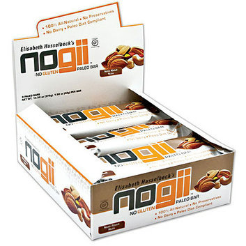 NoGii Nuts About Nuts Paleo Bars