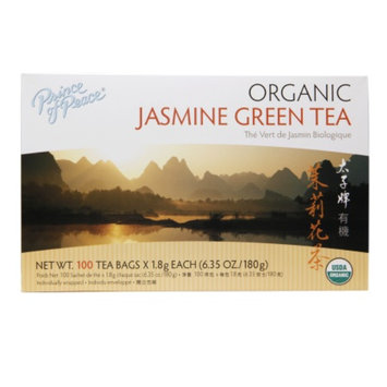 Prince of Peace Organic Tea Jasmine Green Tea