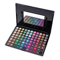 ACEVIVI Fashion Women 88 Colors Wedding Party Makeup Palette Eyeshadow Set Combination Cosmetic Pallet Matte Shimmer (FBA)
