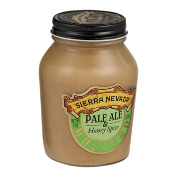 Sierra Nevada Pale Ale & Honey Spice Mustard