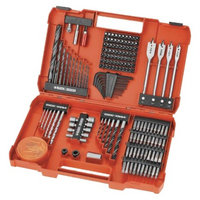 Black & Decker 201-pc. Drill Accessory Set