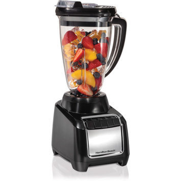 Hamilton Beach Multiblend Blender - Black/Silver