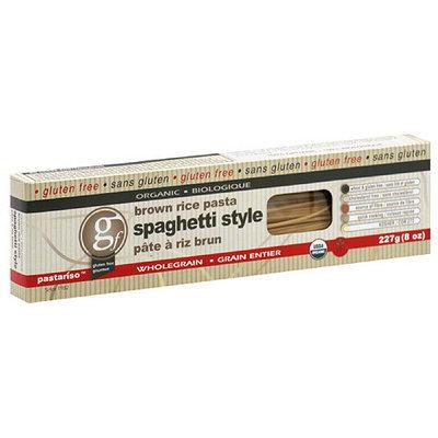 Pastariso Brown Rice Spaghetti Pasta, 8 oz, (Pack of 6)