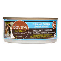 Dave's Pet Food Dave's Cat Food Grain-Free Tuna & Salmon Dinner in Aspic