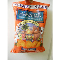 Hawaiian Kettle Style Potato Chips LUAU BBQ - sweet & spicy - 16 oz