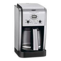 Refurbished Cuisinart Brew Central Coffeemaker - 14 Cups, Dripless Spout, Adjustable Heater Plate, Adjustable Auto-Shutoff, Brew Pau