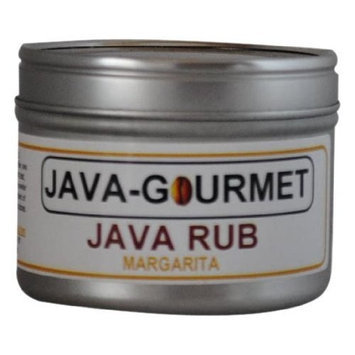 Java Rub Margarita, 3.3-Ounce (Pack of 4)