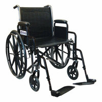 Drive Medical Bundle-92  Silver Sport 2 Wheelchair (Set of 3)