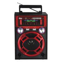 Coby CS116RED cs116red- Karaoke Multimedia Speaker