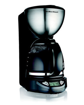 Hamilton Beach 49755 Programmable 12 Cup Coffeemaker - Stainless Steel