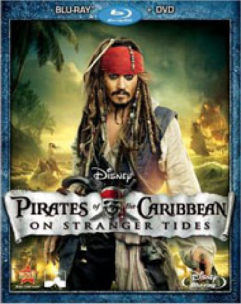 Pirates of the Carribean: Stranger Tides