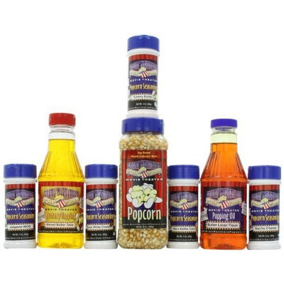 Great Northern Popcorn Company Deluxe Popping Kit, 5 Pound